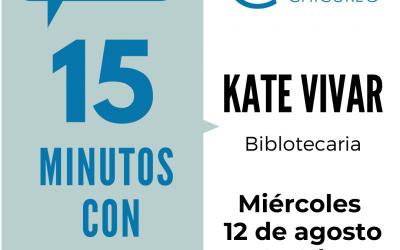 IG Live Frau Kate Vivar