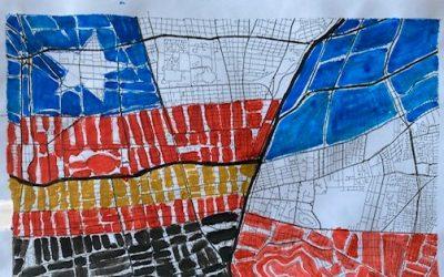 Cartografía artística e Identidad – 7° básico