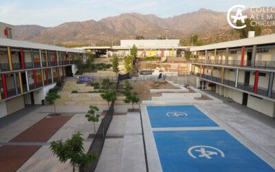 ¿Cómo es mi colegio?