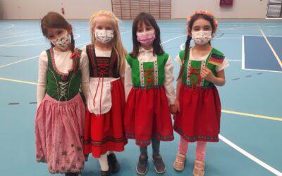 Celebración Reunificación Alemana